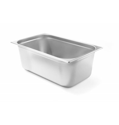 Hendi Gastronorm Bak 1/1 - 40mm | 5 Liter