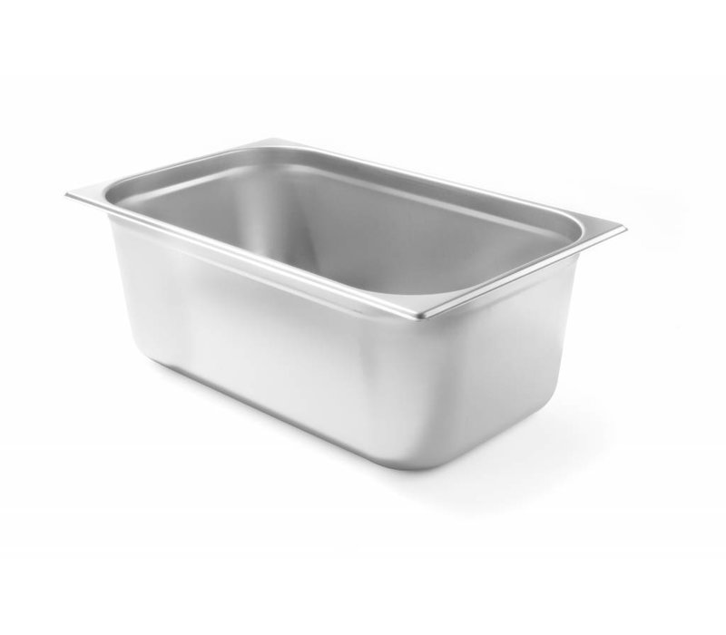 Hendi Gastronorm- Bak 1/1 - 40 mm   5 Liter