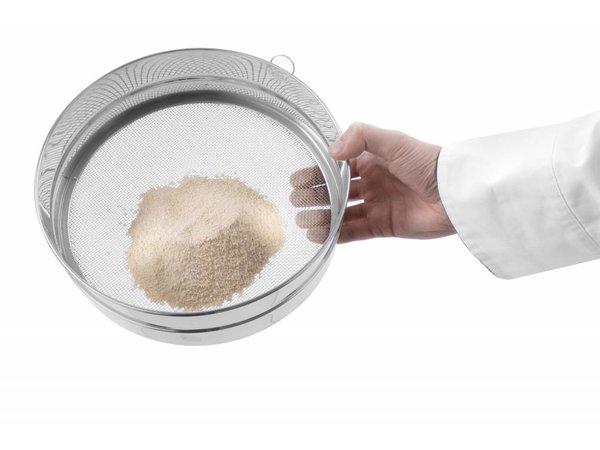 Hendi Baker Sieve mit Schleife Hanging | für Paniermehl | Ø247mm