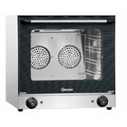 Bartscher Convection oven AT90 - 595x615x570 (h) mm - inc. 4 baking trays - MOST SOLD!
