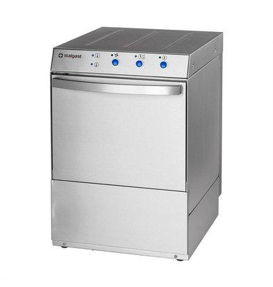 XXLselect Glasswasher 40x40cm | Incl. Soap dispenser | 2,73kW | 230
