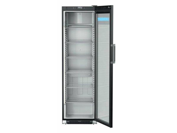 Liebherr Kühlschrank Edelstahl : Liebherr anzeige kühlschrank schwarz edelstahl glastür liebherr