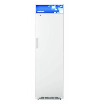 Liebherr Anzeige Kühlschrank Weiß mit Stahltür | Liebherr | 411 Liter | FKDv 4211 | 600x687x (H) 2010mm