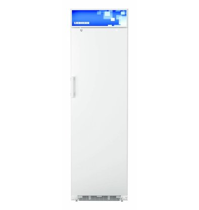 Liebherr Display Refrigerator White with Steel Door | Liebherr | 411 Liter | FKDv 4211 | 600x687x (H) 2010mm
