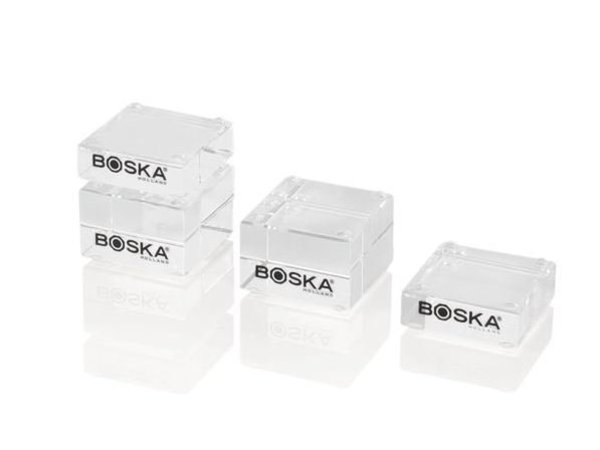 Boska Set von 3 Husky Regale + Heckausschub | 400x300mm