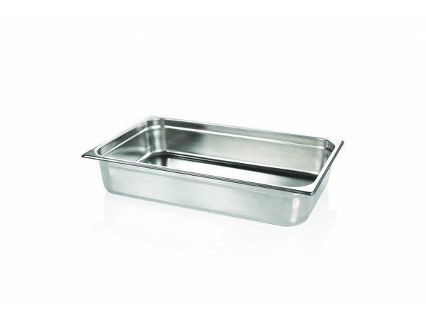 Boska Edelstahlblech | für Käse Cuber Pro | GN1 / 1 - 100 mm