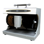 XXLselect Schoenpoetsmachine | Dispenser met Voetbediening | 40Watt