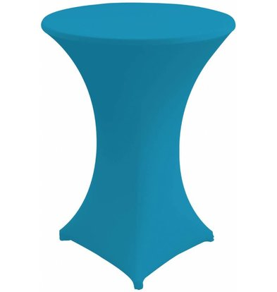 Unicover Table Cover Stretch Venus (Body + Top) | turquoise | Available in 3 sizes