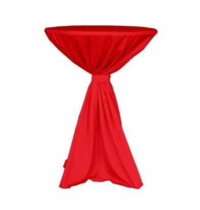 Unicover Tischdecke Jupiter | 100% Polyester | rot | Erhältlich in 2 Größen