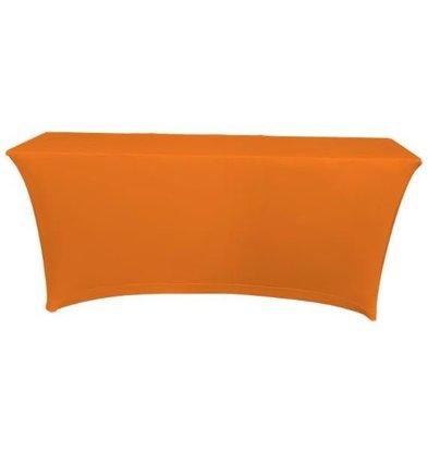 Unicover Tischdecke Saturn Stretch Rechteck | Erhältlich in zwei Größen | orange