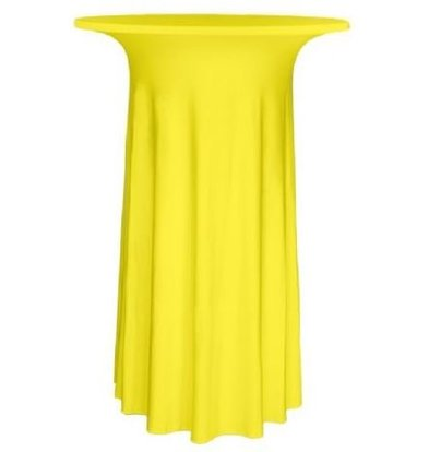 Unicover Table Cover Stretch Deluxe | yellow | Available in 3 sizes