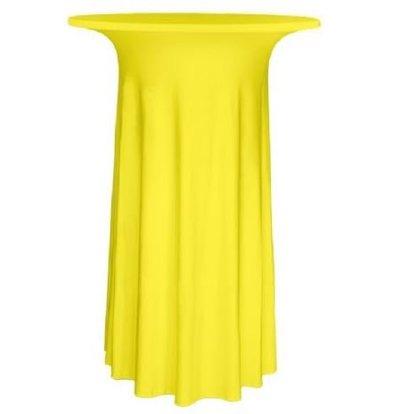 Unicover Tischdecke Stretch Deluxe | gelb | Erhältlich in 3 Größen