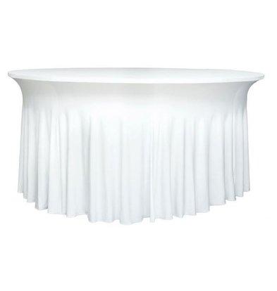 Unicover Tischdecke Stretch Deluxe | weiß | Erhältlich in 3 Größen