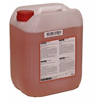 Rational Rational Detergent | Cleaning agent for GK8 Combimaster Combi ovens | Canister 10 Liter