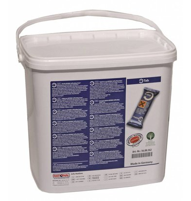 Rational Care Tabs + Care Control (descaling rinse +) for Rational SCC Combisteamer | Price per 150 Tabs