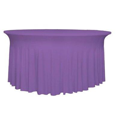 Unicover Tafelhoes Stretch Deluxe | Lavendel | Beschikbaar in 3 Maten