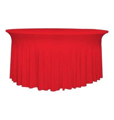 Unicover Tischdecke Stretch Deluxe | rot | Erhältlich in 3 Größen