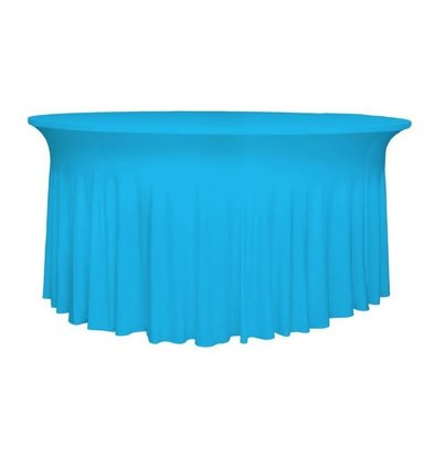 Unicover Table Cover Stretch Deluxe | turquoise | Available in 3 sizes