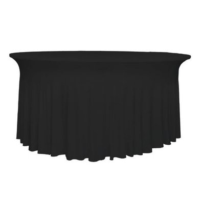 Unicover Table Cover Stretch Deluxe | black | Available in 3 sizes
