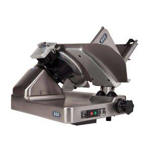 DEKO Holland Slicing diagonal 800SL | 32mm | DEKO Holland | Erhöhte Fleisch Tabelle | Klingen Ø318mm | 740x600x560 (h) mm