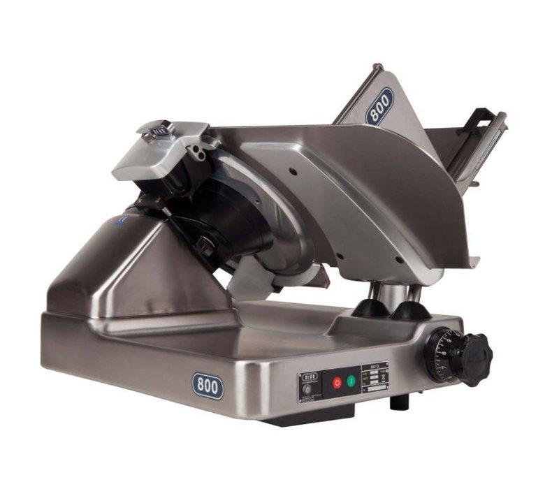 DEKO Holland Schuinsnijmachine 800SL | 32mm | DEKO Holland | Vergrote Vleestafel | 740x600x560(h)mm
