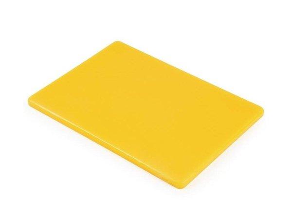 XXLselect Snijplank HACCP   Small   Zonder Sapgeul   305x229x12(h)mm   Beschikbaar in 6 Kleuren
