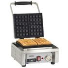 Casselin Wafelijzer RVS | 1600W/230V | 296x415x290(h)mm