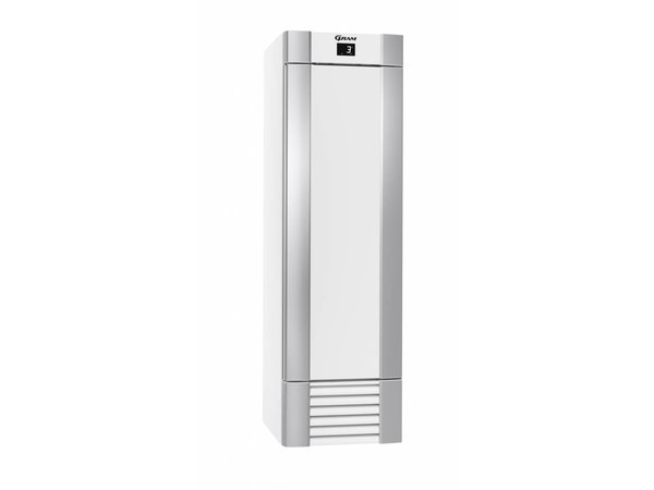 Gram Horeca Kühlschrank Weiß / SS   Gram ECO MIDI K 60 LAG 4N   407L   600x771x2000 (h) mm