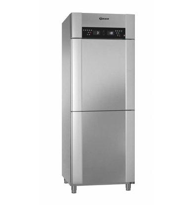 Gram Freezer Stainless Steel | G U / KP 82 CCF L2 4S | 286L | 820x785x2125 (h) mm