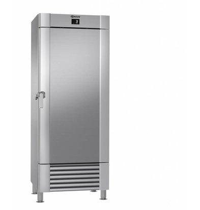 Gram Edelstahl Kühlschrank + Tiefe Kühlung | Gram MARINE MIDI M 82 CCH 4M | 603L | 855x770x2115 (h) mm