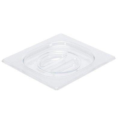 Gastro M Gastronorm lid polycarbonate | GN1 / 6