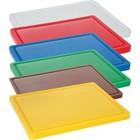 Hendi HACCP cutting board Purple | GN1 / 1 | allergens