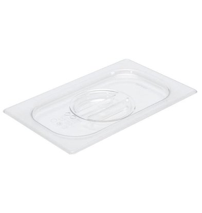 Gastro M Gastronorm lid polycarbonate | GN1 / 4
