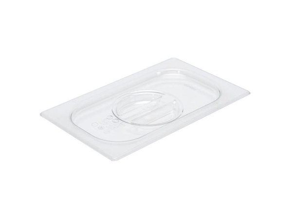 Gastro M Gastronorm- Deckel Polycarbonat | GN1 / 4