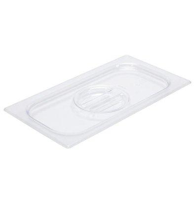 Gastro M Gastronorm lid polycarbonate | GN1 / 3