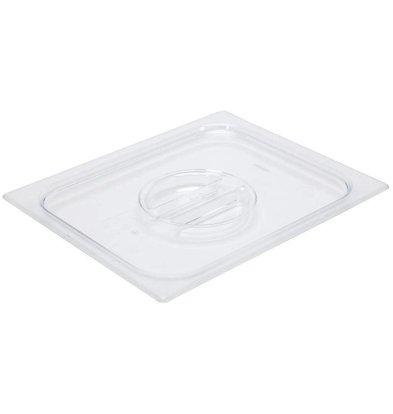 Gastro M Gastronorm- Deckel Polycarbonat | GN1 / 2