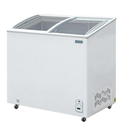 Polar Freezer Glass Lid | 200L | 953x553x920 (h) mm