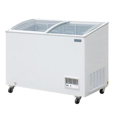 Polar Freezer Glass Lid | 270L | 654x1195x928 (h) mm