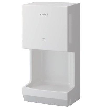 Mitsubishi Mitsubishi Jet Towel Mini Hand Dryer | White 15 Sec 825W | 480 (H) x250x170mm