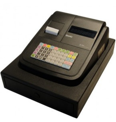 Sam4s Traditional POS system | SAM4S ER-180U small | Thermal Printer | Numeric display