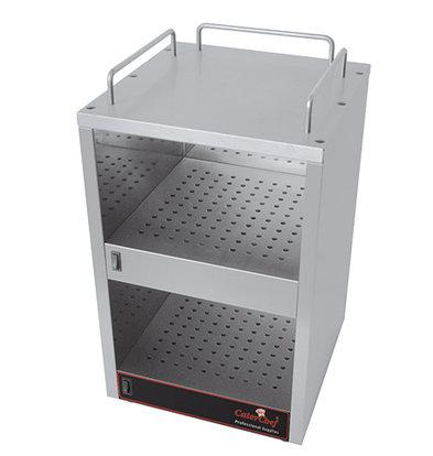 Caterchef Caterchef Kopjeswarmer Roestvrijstaal | 2x 70W | 320x320x(H)560mm