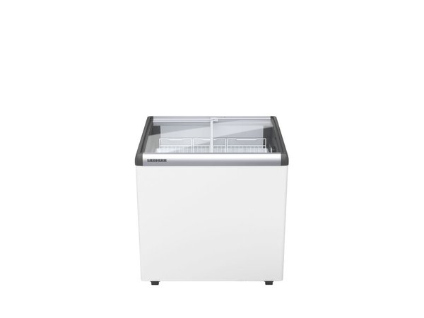Liebherr IJsconservator | Gebogen Glazen Deksel met Verlichting | Liebherr | 240 Liter | GTI 2453 | 83x67x(h)90cm