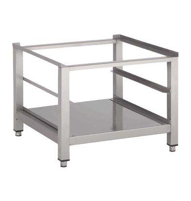 XXLselect Onderstel voor Vaatwasmachine | Incl. Onderblad en Geleider | 60x60x40(h)cm