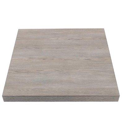 XXLselect Tafelblad Vintage Wood   60x60cm