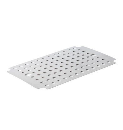 XXLselect Stainless steel Grate for meat tray | 500x350x55mm