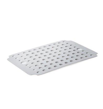 XXLselect Edelstahl Rost für Fleischschale | 350x240x55mm