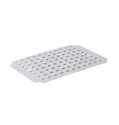XXLselect Edelstahl Rost für Fleischschale | 320x230x55mm