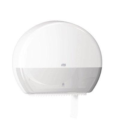 Tork Toiletroldispenser Weiß | Tork Jumbo | 437x133x360 (h) mm