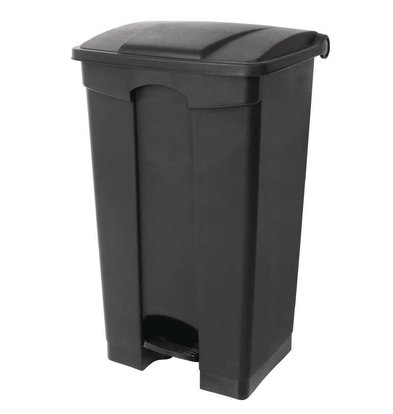Jantex Pedal bin Jantex | black | Available in 3 sizes