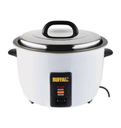 Buffalo Rice cooker 4,2ltr / 40 Servings | 1,55kW | 380x320x350 (h) mm